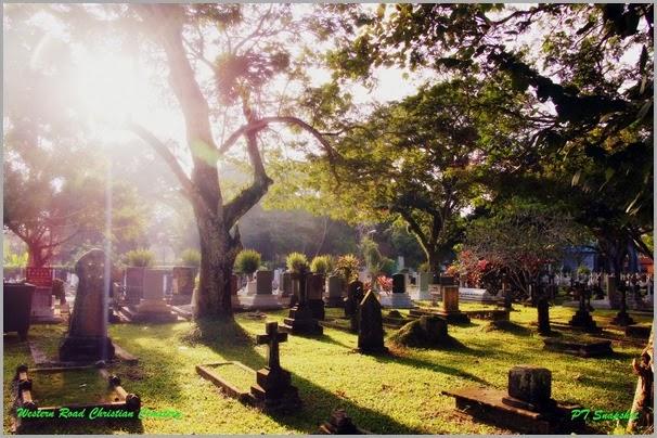 西方路基督教墓园