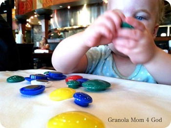 Montessori at Home magnets