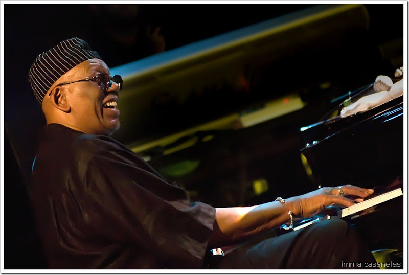 Randy Weston, Barcelona 2011