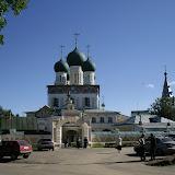 Тутаев. Воскресенский собор