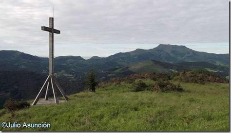 Cruz de Frain - Lesaka