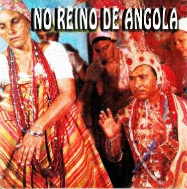 No Reino de Angola - capa (TAL)