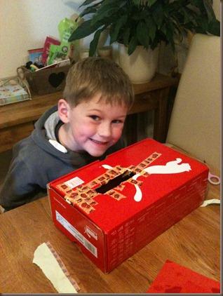 Lewis' box