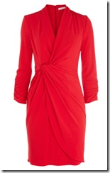 Karen Millen Red Dress