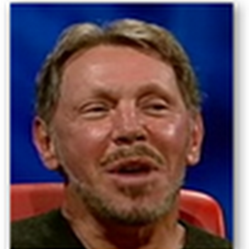 "Larry Ellison The Full and Uncut Interview At the All Things Digital Conference–The Good Stuff - How Larry Thinks and and Works – ""Men Who Know Code"""