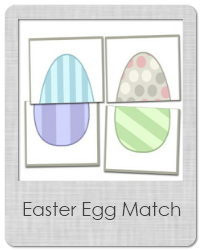 easter egg match