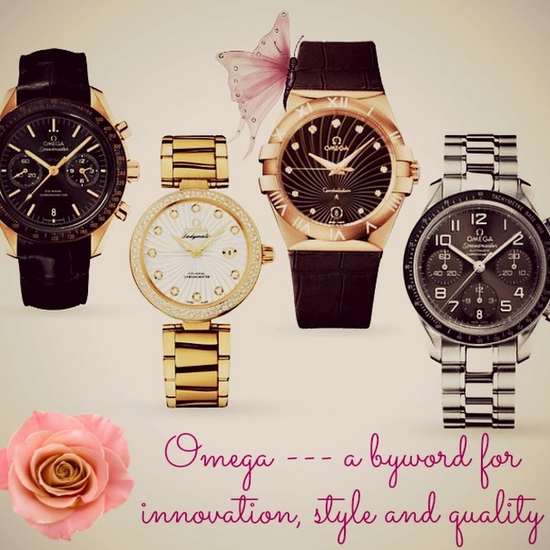 The Perfect Omega Watch for You