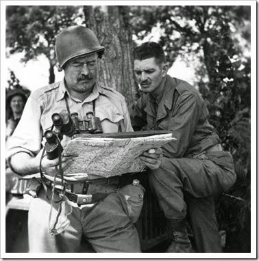 Hemingway, 1944