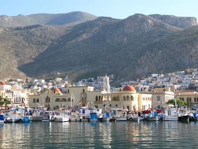 I Love Hellas Kalymnos History and Sightseeing