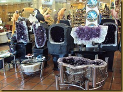 Amethyst at the shop!