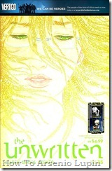 P00034 - The Unwritten #35 - Tommy