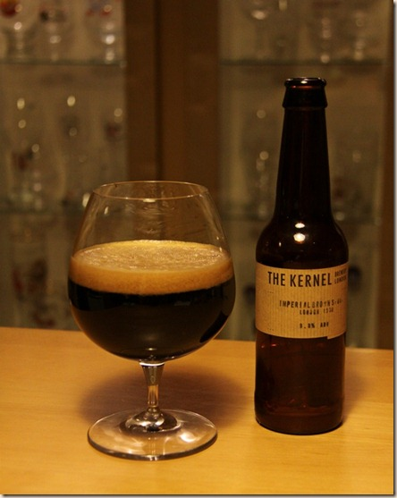 The Kernel brown imp stout g&b