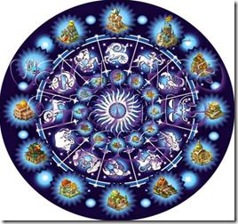 ruota dell' oroscopo