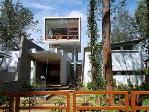 casa Anil Kush paradigma de arquitectura