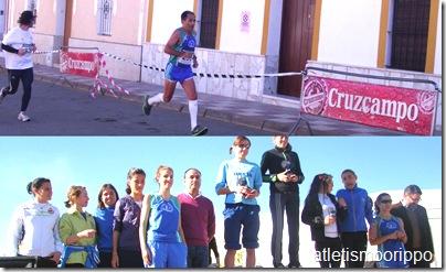 V Carrera Popular Clasica de Castillblanco 2011