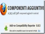 Come far funzionare gli addon non compatibili con la versione di Firefox in uso