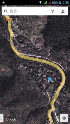 塔下村 Google Map