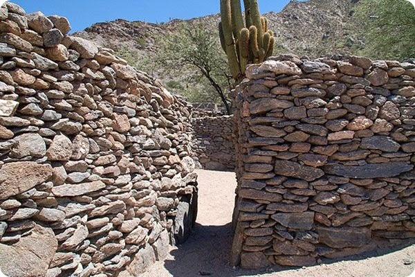 ruinas indios quilmes