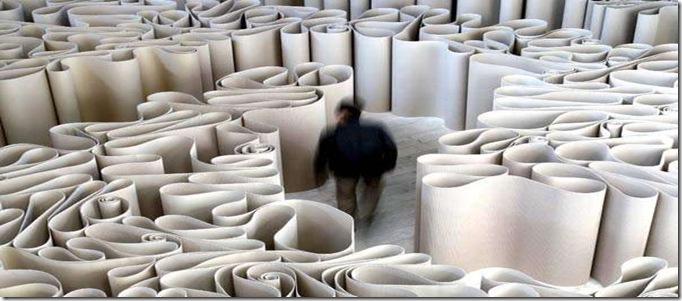 intellettuali labirinto