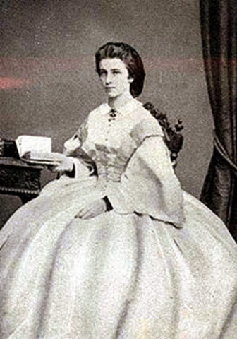Matilde Ludovica de Baviera.