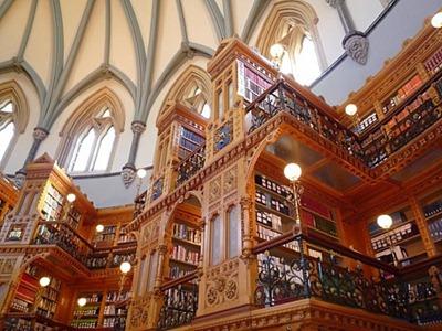 Biblioteca do Parlamento