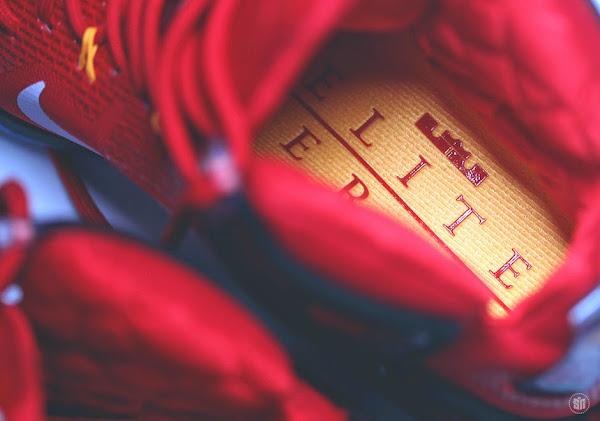 A High Definition Look at Nike LeBron 12 Elite 8220Ignite8221