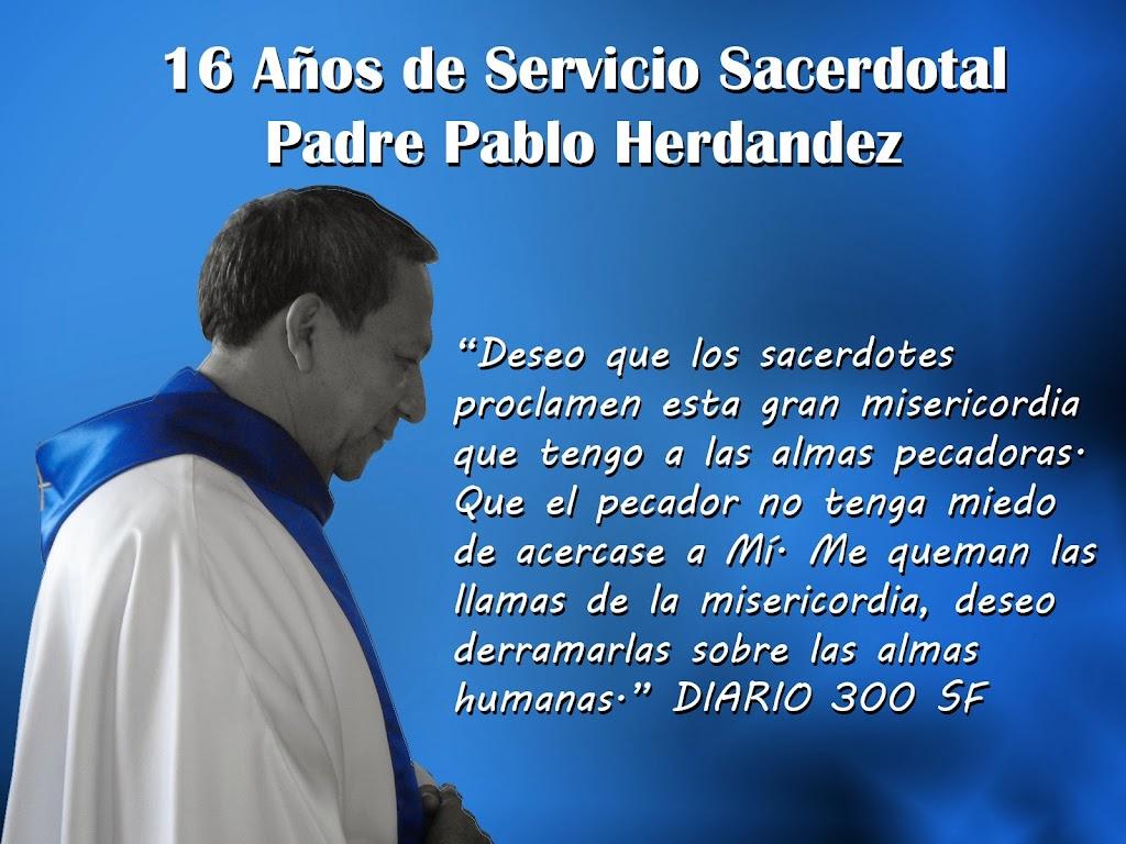 Padre Pablo Hernandez