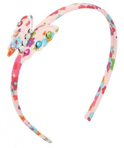 Lady Jayne Butterfly Headband