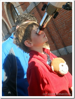 Solar Eclipse ~ Our Aussie Homeschool