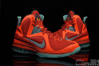 lebron9 allstar galaxy 52 web black Nike LeBron 9 All Star aka Galaxy Unreleased Sample