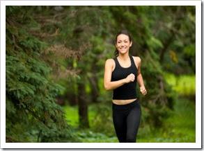 Correndo elegantemente