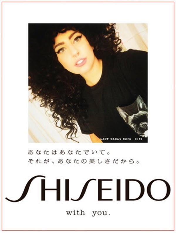 lady-gaga-shiseido-selfie