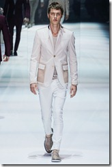 Gucci Menswear Spring Summer 2012 Collection Photo 11