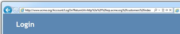 Ya llega la URL completa!