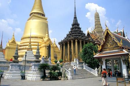 Obiective turistice Bangkok: Palatul Regal