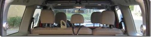 Binnenverlichting Dacia Logan MCV 03