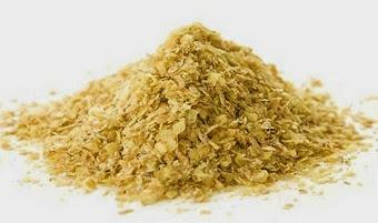 Germe di grano mucchio (ingrandimento)