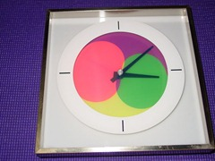 Diehl wall clock