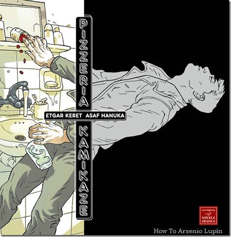 2012-02-23 - Pizzeria Kamikaze - Etgar Keret