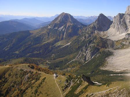 Munti Austria: Dachstein
