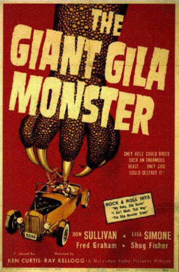Giant Gila Monster, The