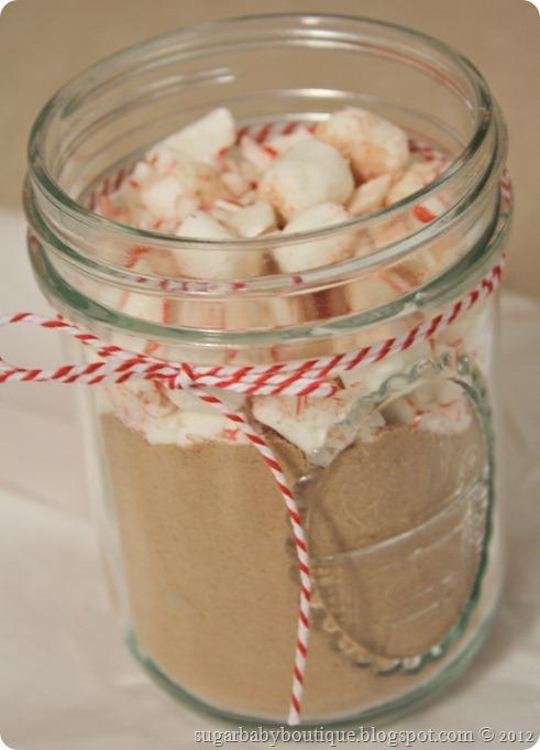 cocoa jar