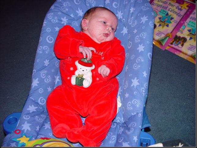 Olivia's 1st Christmas