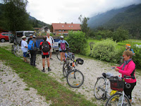 2014. augusztus 22. - Szlovén biciklitúra