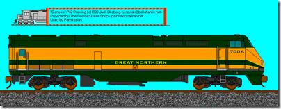 GN P42-8