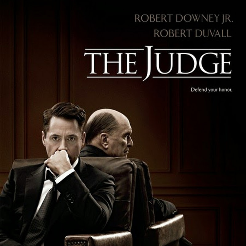 "Novo Filme de Robert Downey Jr ""The Judge 2k14"" [Análise + Trailer]"