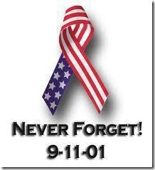 911 ribbon