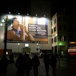 strange ADs in Milan Italy in Milan, Milano, Italy