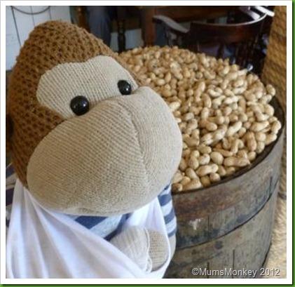 Darrell's nuts