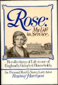 Rose old cover